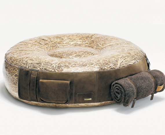 ... Equestrian Extra Large Pouffe ...